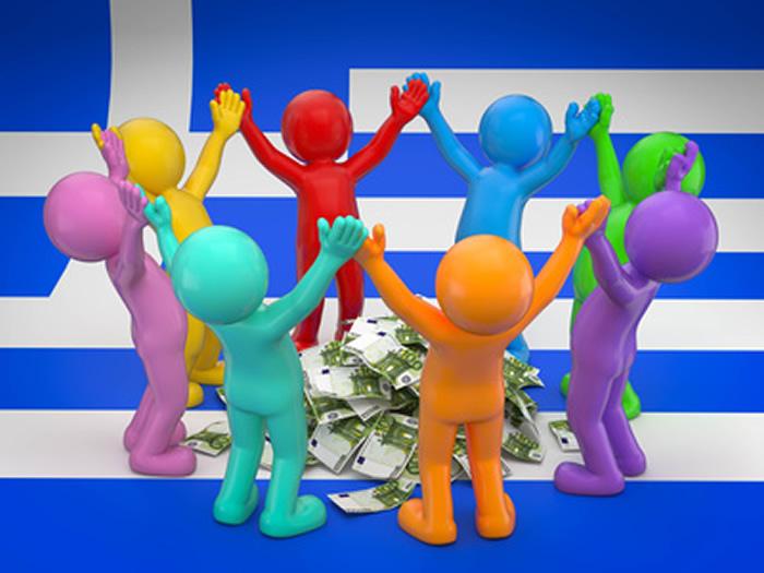 Griechenland: So wird das neue Geld verschleudert