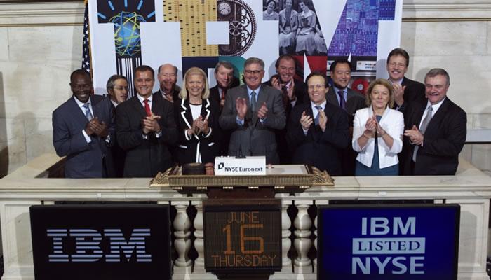 IBM-Gewinne sind Geschichte
