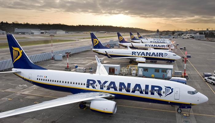 Ryanair erweitert das Angebot