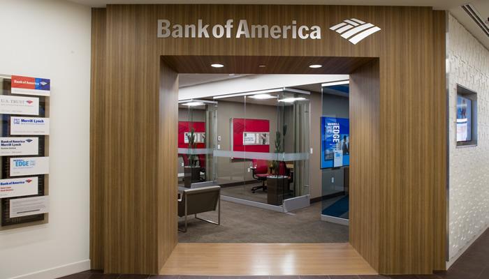 Bei der Bank of America klingelt die Kasse