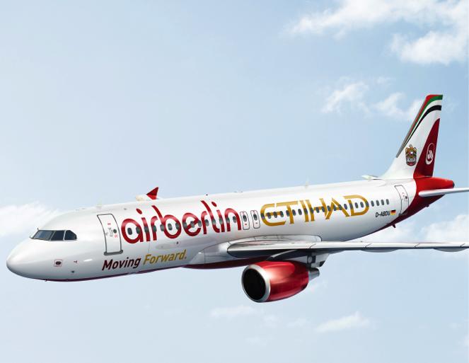 Etihad – Kriegt Air Berlin eine weitere Finanzspritze?