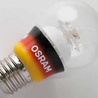 Osram-Aktie fällt auf tiefsten Stand seit 2016.