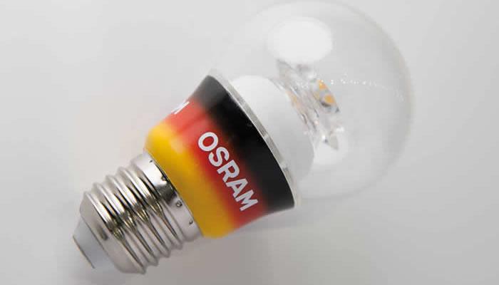 Osram: Auf der Suche nach einem Halt