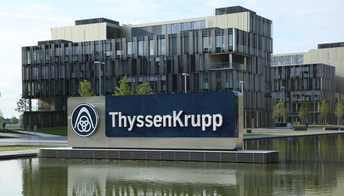 Thyssenkrupp mit Gewinnwarnung