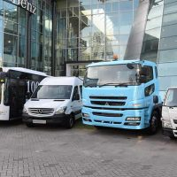 Nutzfahrzeugmarkt in Europa wächst weiter