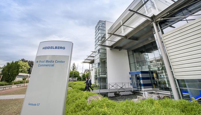 Heidelberger Druck: Chef geht, Phantasie bleibt
