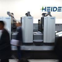 Heidelberger Druck: Der nächste Abschluss!