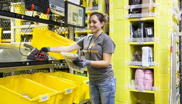 Amazon mit Rekordgewinn