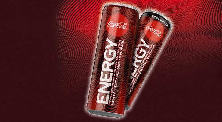 Coca-Cola: Neue Konkurrenz für Red Bull