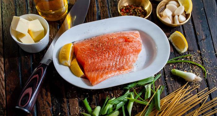 Lachs / Salmon