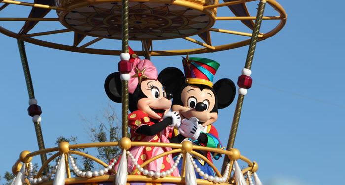 Disney Micky Mouse
