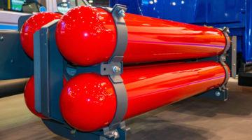 Gas-Druckbehälter