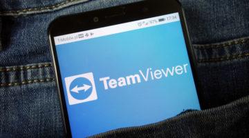 Teamviewer Smartphone