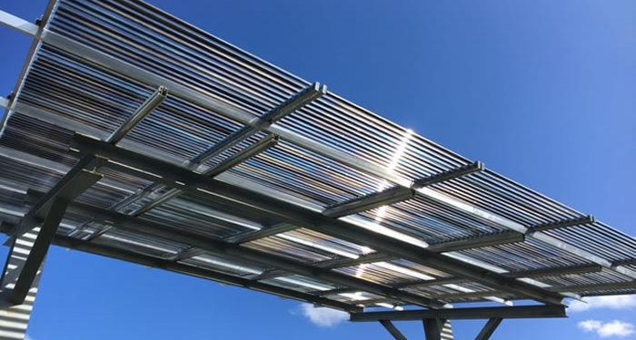 Solarröhren