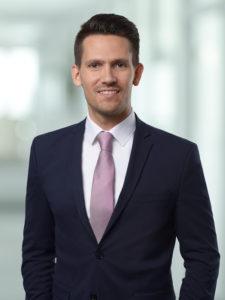 Cedric Balzar, Vorstand mVise AG