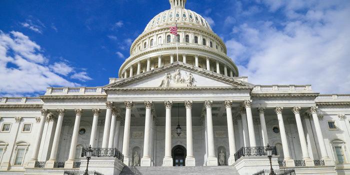 Capitol Hill Washington USA