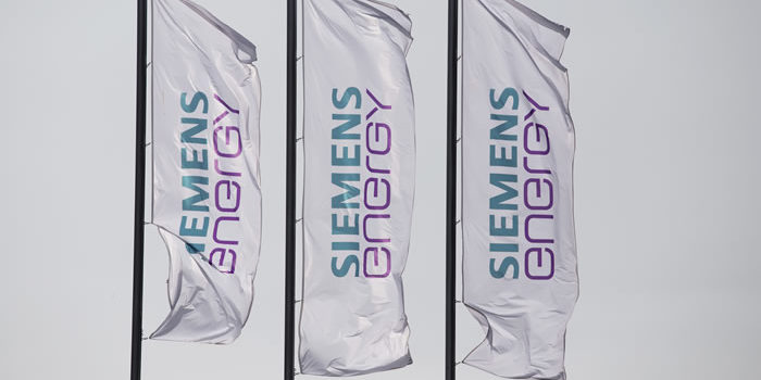 Siemens Energy Flaggen
