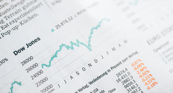 Dow Jones Aktienkurs Zeitung