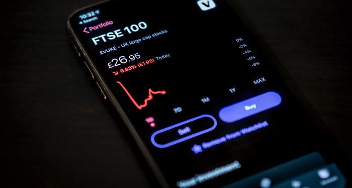 FTSE 100 Smartphone Lurs